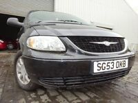 💥 53 CHRYSLER VOYAGER 2.5,MOT OCT 017,PART HISTORY,VERY RELIABLE WORKHORSE MPV 💥