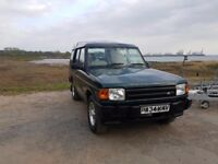 Land Rover Discovery 2.5L Manual 300 TDi