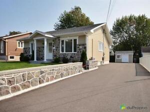 185 000$ - Bungalow à vendre à Rivière-Du-Loup