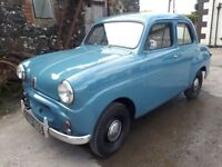 1955 STANDARD 8 ONLY 17,000 MILES