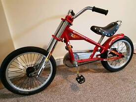 Shwinn stingray kids chopper