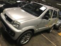Daihatsu terios 1.3 sport cheap car not Clio,ford,Corsa,punto,citron,Audi,seat,bmw cheap 4x4