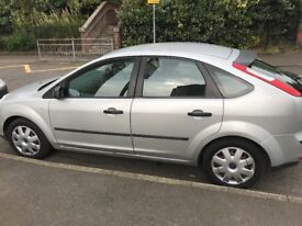 Ford Focus. Low mileage only 66750. Cheap insurance