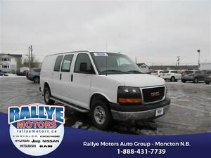 2015 GMC Savana 2500 1WT! ONLY 25K! Alloy! Save!