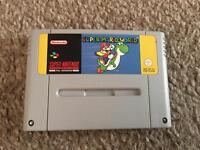 Snes games wanted