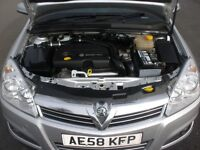 Vauxhall astra 58 plate,1,7 diesel,80k,full service history,new cambelt,just serviced