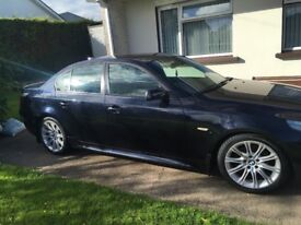 BMW 525 M Sport 2005. Well looked after and has one year full mot.