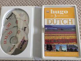 Learn Dutch in 3 Months CDs & Book