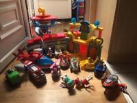 Paw patrol toy bundle