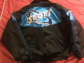 Scott Leathers Motorcross jacket