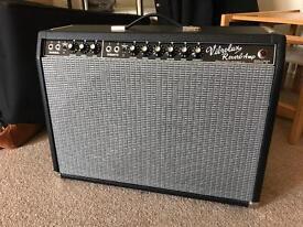 Handwired Fender Vibrolux Reverb Clone Amplifier