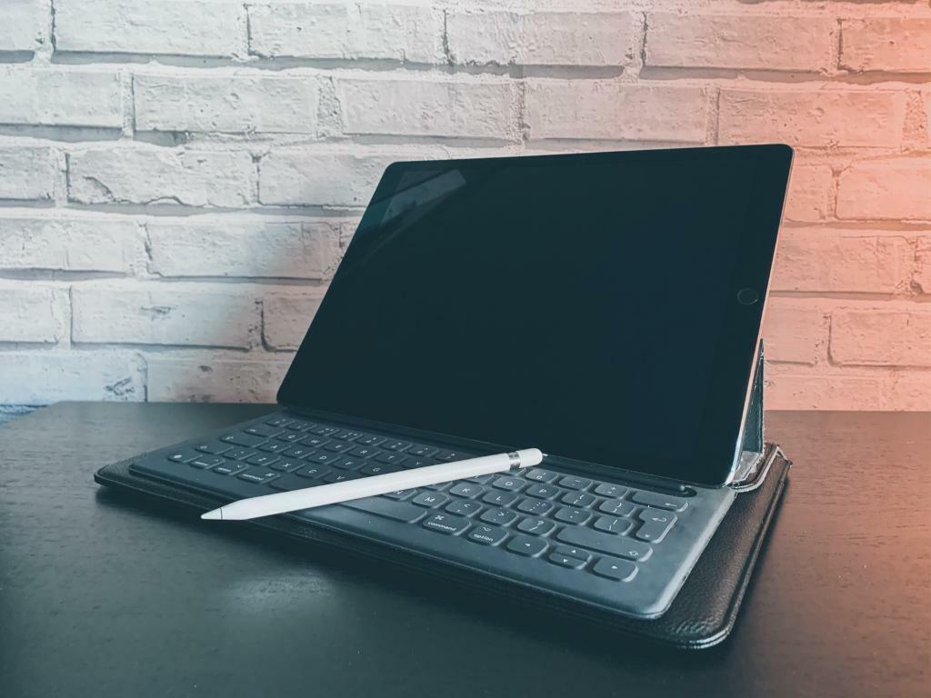 iPad Pro 12.9 (4G) 512GB + Apple Pencil + Apple Smart ...