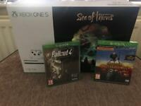 Brand new sealed Xbox one s 1tb with 3 games