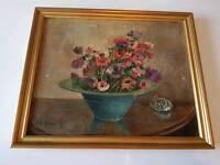 Edith bruce oil painting
