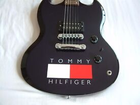Gibson SGX Limited Edition Tommy Hilfiger electric guitar - 1999 - Navy Blue