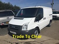 Ford Transit 85 T260S FWD 2.2