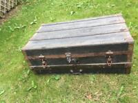 Big old trunk / chest