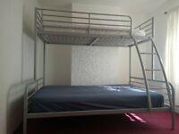 Metal bunk bed Tromso