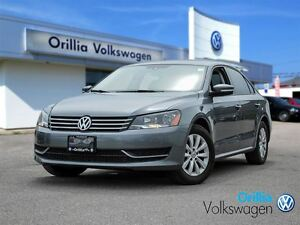2013 Volkswagen Passat BLUETOOTH, HEATED SEATS, ALLOY WHEELS