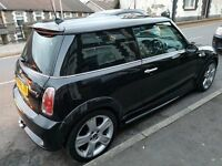 Mini Cooper S, JCW, Full John Cooper Works. Unbelievable extras. probably a unique car. Top of range