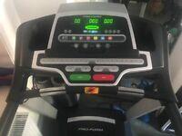 Proform Performance Professional 750 Treadmill / running machine 18KPH speed