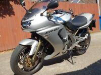 Kawasaki er6f 2006 649cc