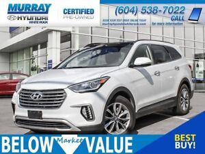2018 Hyundai Santa Fe XL LUXURY**NAVI**BLUETOOTH**REAR CAMERA**