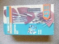 BLACK & DECKER 43 PIECE STARTER KIT