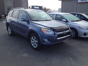 2012 Toyota RAV4 LIMITED CUIR TOIT MAGS AC