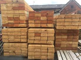 Wooden Scaffold Style Boards/ Planks •New• 225mm X 38mm X 12FT/14Ft - Joists/ Diy Etc