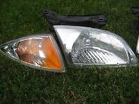 2000 Cavalier Headlight Right side