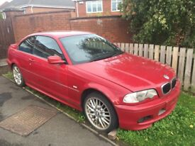 BMW 330 M Sport Manual Coupe - Breaking for Spares