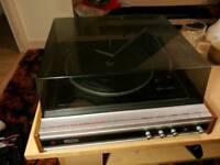 Garrard 1025 turntable, vintage classic rare