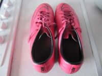 BARGAIN!Nike Performance Mercurial Victory V Fg Football Boots Hyper Pink Black Sydney