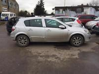 Breaking vauxhall astra car parts spares 2004-2010 astra