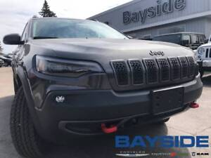 2019 Jeep New Cherokee Trailhawk Elite | 4x4 | BLUETOOTH