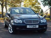 MERCEDES BENZ C CLASS C180 2001 PETROL AUTOMATIC LOW MILEAGE 39,000 ONLY! EXCELLENT CONDITION