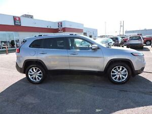 2016 Jeep Cherokee LIMITED, TOIT PANO, NAV, CRUISE ADAPTATIF West Island Greater Montréal image 15