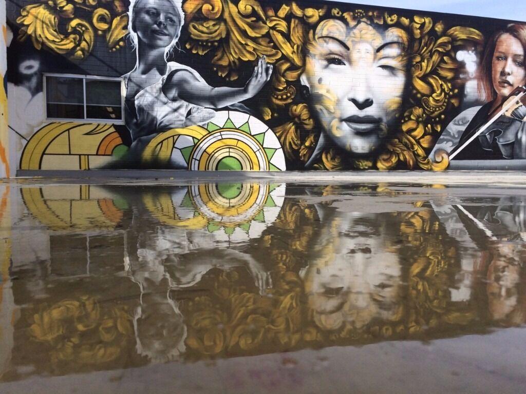 Street artist mural artist graffiti artist and airbrush artist for hire no job too big or small in bethnal green london gumtree