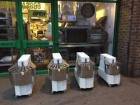 CATERING COMMERCIAL BAKERY PIZZA DOUGH MIXER 20 LT FAST FOOD RESTAURANT KITCHEN RESTAURANT SHOP BAR
