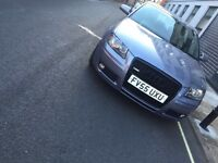 Silver Audi A3 s-line 180bhp - Swap BMW 5 Series auto 3l or 2.5l diesel auto or Audi A6 2.7 diesel