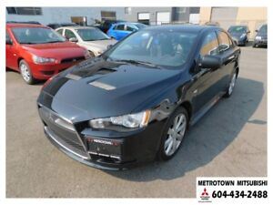 2014 Mitsubishi Lancer Ralliart Premium PKG; Local & No accident