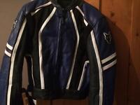 Wolf motorcycle jacket