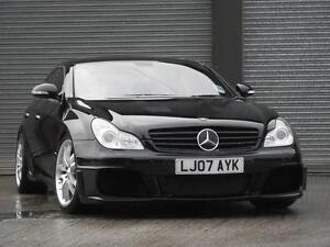 2007 MERCEDES-BENZ CLS 6.3 SV12-R BI TURBO 750 BRABUS ROCKET ONLY 1 IN UK