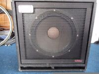 Session bass amp Sessionette amplifier 100 watts