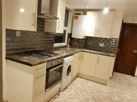 1/2 Bedroom Ground Floor Flat with garden