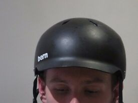 Bern Watts EPS Thin Shell Helmet (BMX, Cycle, Skate)