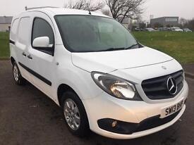 SALE! NO VAT! bargain Mercedes Benz citan 109 1.5 Cdi, long MOT, ready for work
