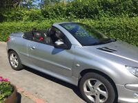 MUST SELL NOW REDUCED PEUGEOT 206 ALLURE