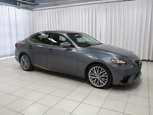 2015 Lexus IS 250 BACKED WITH LEXUS CERTIFICATION!! IS250 AWD SE